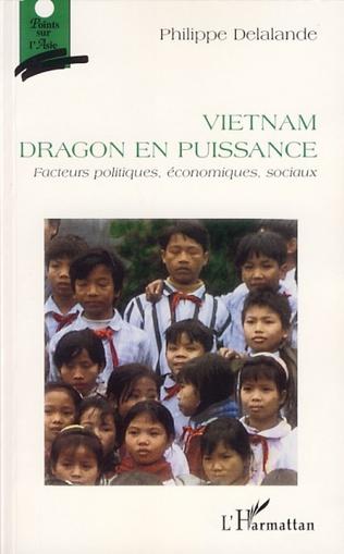 Couverture Vietnam dragon en puissance