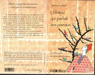 Couverture Chlimou qui parlait aux oiseaux