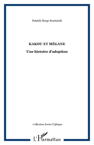 Couverture Kakou et Mégane