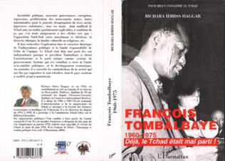 Couverture François Tombalbaye 1960-1975