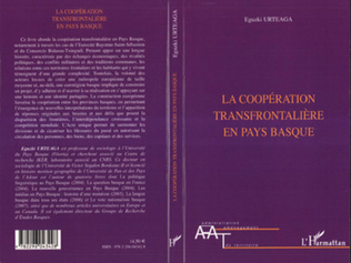 Couverture La coopération transfrontalière en Pays Basque