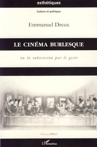 Couverture Le cinéma burlesque