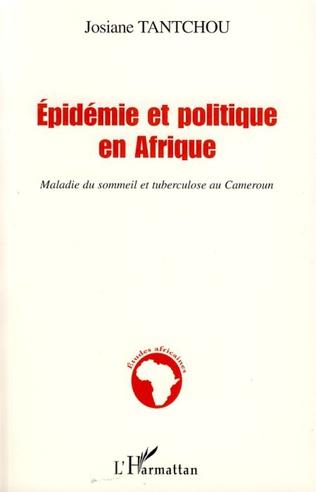 Couverture Epidémie et politique en Afrique