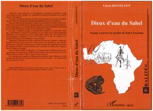 Couverture Dieux d'eau du Sahel