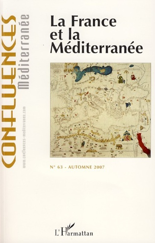 Couverture La France et la Méditerranée