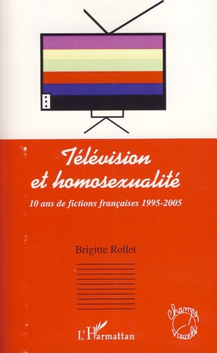 Couverture Télévision et Homosexualité