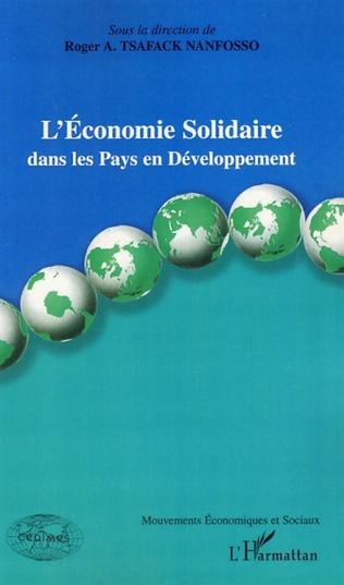 Couverture L'économie solidaire dans les pays en développement