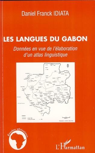 Couverture Les langues du Gabon