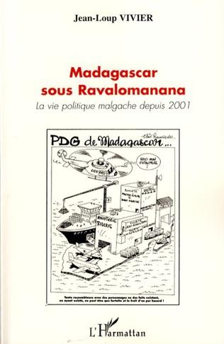 Couverture Madagascar sous Ravalomanana