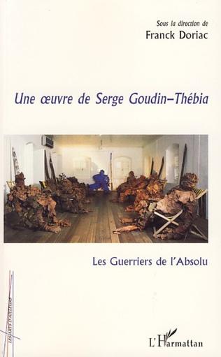 Couverture Une oeuvre de Serge Goudin-Thébia