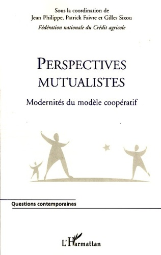 Couverture Perspectives mutualistes