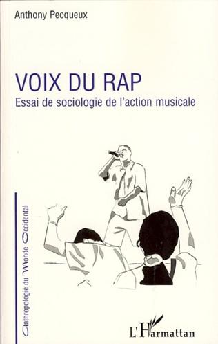 Couverture Voix du rap
