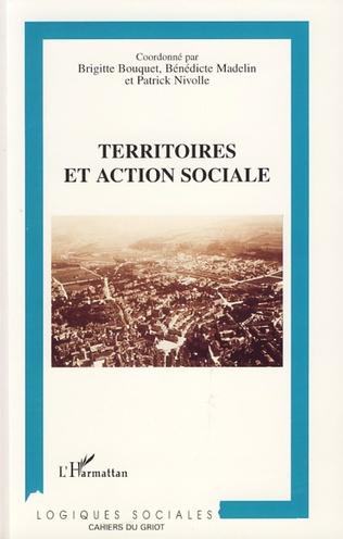 Couverture Territoires et action sociale