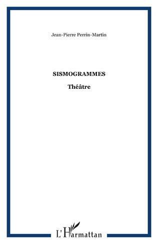 Couverture Sismogrammes