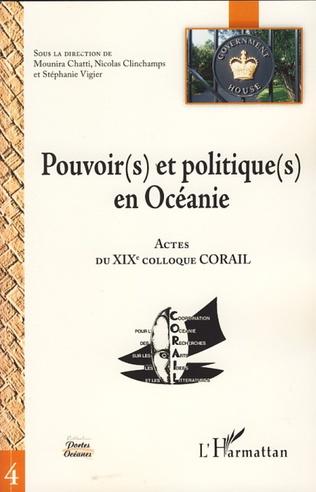 Couverture Pouvoir(s) et politique(s) en Océanie