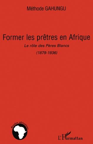 Couverture Former les prêtres en Afrique