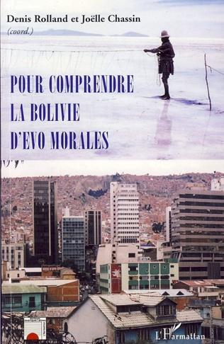 Couverture Pour comprendre la Bolivie d'Evo Morales