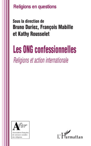 Couverture Les ONG confessionnelles