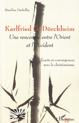 Couverture Karlfried G. Dürckheim