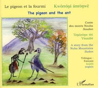 Couverture Le pigeon et la fourmi