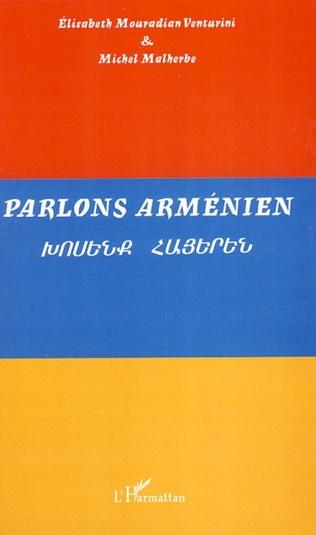 Couverture Parlons arménien