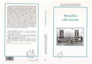 Couverture Bruxelles, ville ouverte