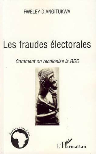 Couverture Les fraudes électorales