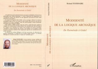 Couverture Modernité de la logique archaïque