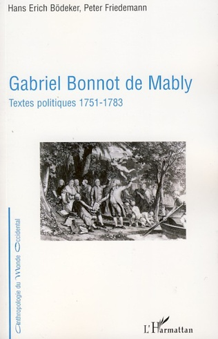 Couverture Gabriel Bonnot de Mably
