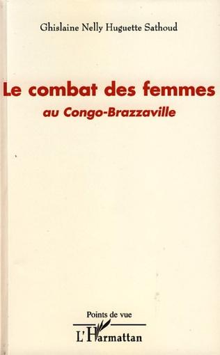 Couverture Le combat des femmes au Congo-Brazzaville
