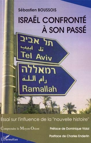 Couverture Israël confronté à son passé