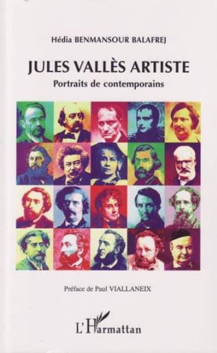 Couverture Jules Vallès artiste