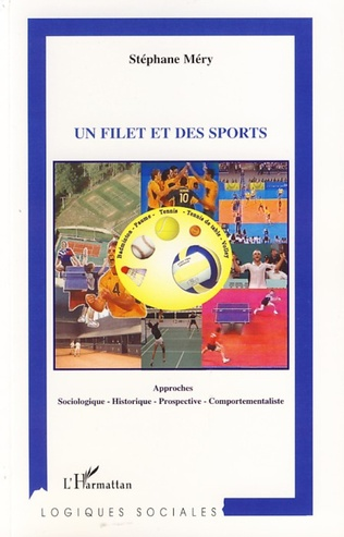 Couverture Un filet et des sports