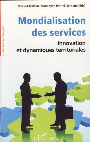 Couverture Mondialisation des services