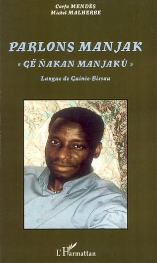 Couverture Parlons Manjak
