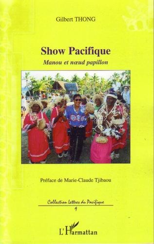 Couverture Show Pacifique
