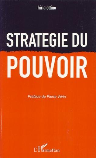 Couverture Stratégie du pouvoir