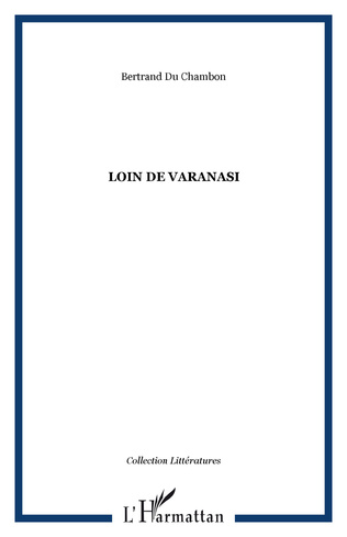 Couverture Loin de Varanasi
