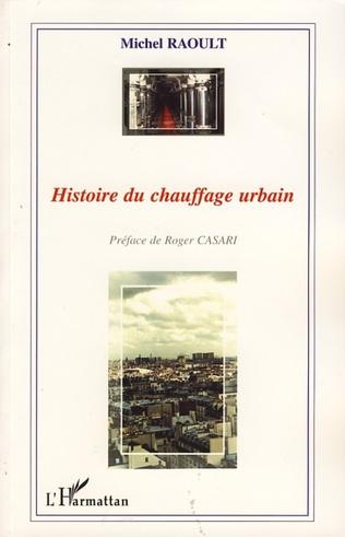 Couverture Histoire du chauffage urbain