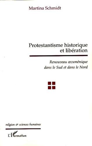 Couverture Protestantisme historique et libération