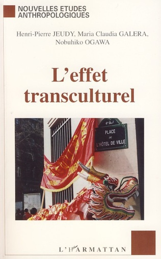Couverture L'effet transculturel