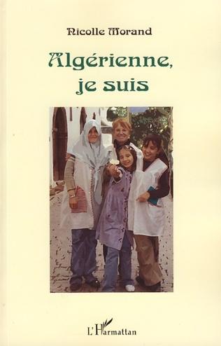 Couverture Algérienne, je suis