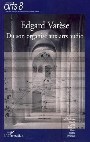 Couverture Edgard Varèse