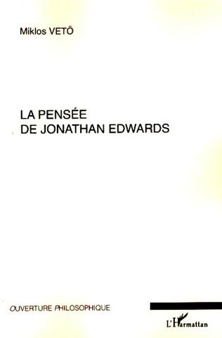 Couverture La pensée de Jonathan Edwards