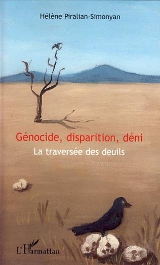 Couverture Génocide, disparition, déni