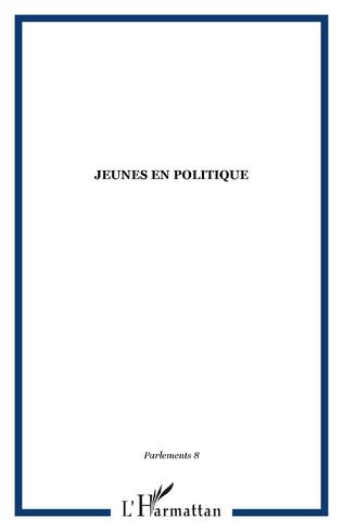 Couverture Jeunes en politique