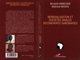 Couverture Mondialisation et sociétés orales secondaires gabonaises