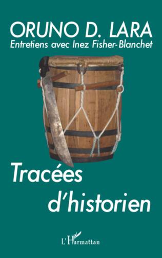 Couverture Tracées d'historien
