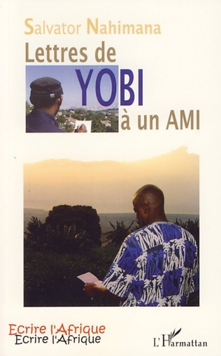 Couverture Lettres de YOBI à un AMI