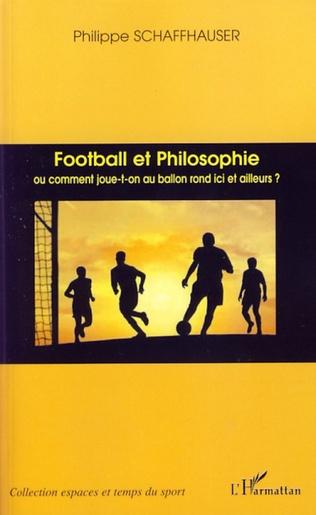 Couverture Football et philosophie